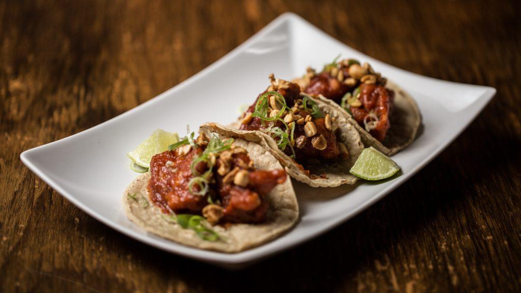 Fusion Tacos - Korean Tacos