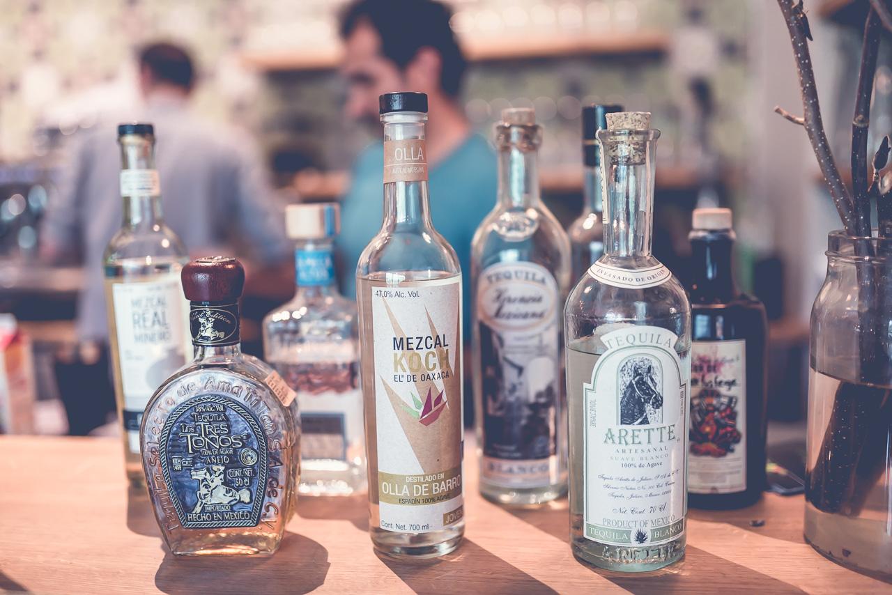 Agave Schnaps - Tequila & Mezcal